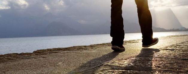 راه رفتن با خدا